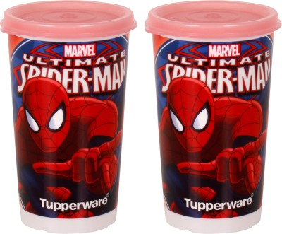 Tupperware Tumbler  Pack of 2  330 ml Shaker Pack of 2, Multicolor