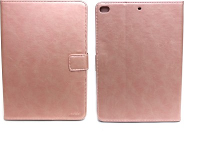 "Fashion Flip Cover for Apple iPad Air/Apple iPad Air 2 - 9.7"" A1566/A1567(Pink)"
