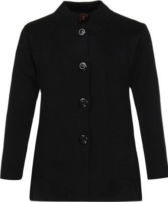 Cayman Acrylic Blend Solid Coat at flipkart