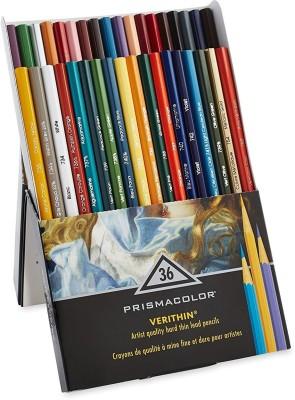 Prismacolor Verithin Hexagonal Shaped Color Pencils(Set of 1, Multicolor)
