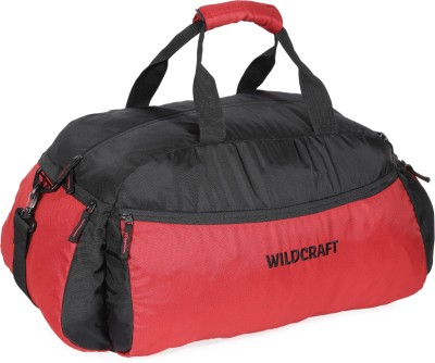 Wildcraft Shuttle Nova Travel Duffel Bag(Red)