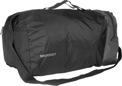 Wildcraft Combat Nova Travel Duffel Bag(Black)