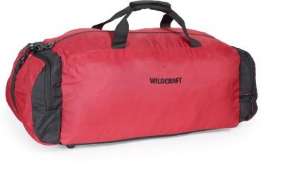 Wildcraft Sleek Medium Travel Duffel Bag(Red)