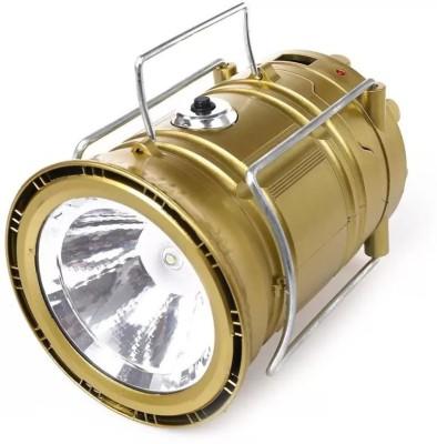 Kumar Retail solar c203 Emergency Lights(Golden)