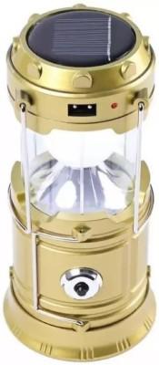 Kumar Retail solar c204 Emergency Lights(Golden)