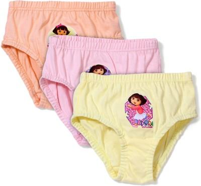 Careplus Panty For Girls(Multicolor, Pack of 3) at flipkart