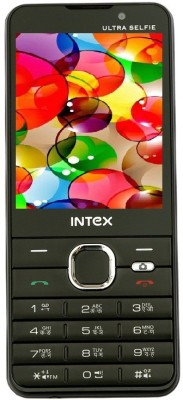 Intex Ultra Selfie(Black)