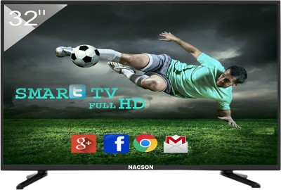 Intex Avoir 80cm (32 inch) HD Ready LED Smart TV(32Smart Splash Plus)