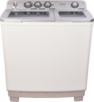Onida 9.5 kg Semi Automatic Top Load Washing Machine Silver(W95SHCTFH1SB) (Onida)  Buy Online