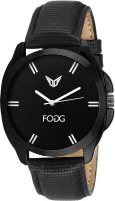 Fogg 1107-BK Modish Watch  - For Men
