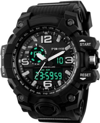 Oxhox Starz Ox Skmei Starz Ox Analog Digital Watch   For Men Oxhox Wrist Watches