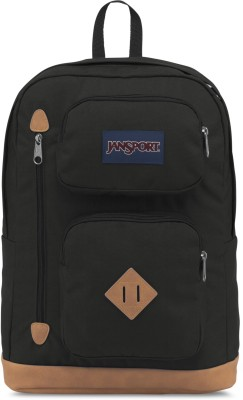 JanSport Austin Black 26 L Backpack(Black)