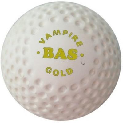 BAS Gold Turf Hockey Ball(Pack of 1, White)