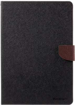 Case Trendz Book Cover for APPLE IPAD MINI 3(Brown, Dual Protection)