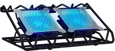 Zebronics ZEB-NC5000M Cooling Pad(Black)  available at flipkart for Rs.1049