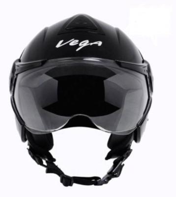 VEGA VERVE Motorbike Helmet(Black)