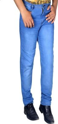 RASSO® Slim Men Blue Jeans