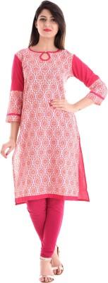Gujari Casual Printed Women