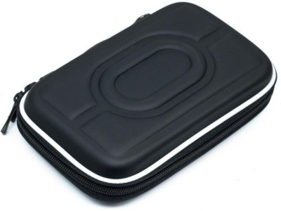 Frndzmart Black Brick Hard Disk case for WD My Passport Ultra 2.5 inch 1 TB External HardDrive (Black, Shock Proof)(For All 2.5 Inch External Hard drives, Olive Black)