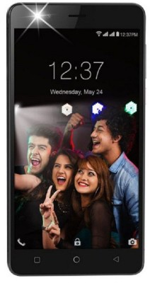 Intex Aqua Selfie (Black, 16 GB)(2 GB RAM)