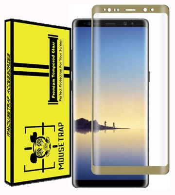 MOUSETRAPS Tempered Glass Guard for Samsung Galaxy Note 8(Pack of 1)