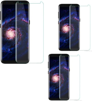 Furious3D Tempered Glass Guard for Samsung Galaxy Note 9(Pack of 1)