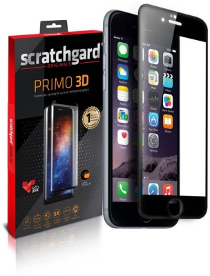Scratchgard Tempered Glass Guard for Apple iPhone 6 Plus, Apple iPhone 6s Plus(Pack of 1)