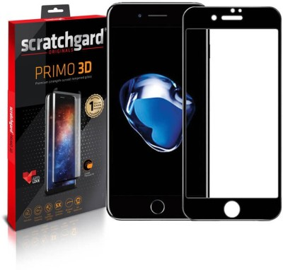Scratchgard Tempered Glass Guard for Apple iPhone 7 Plus(Pack of 1)