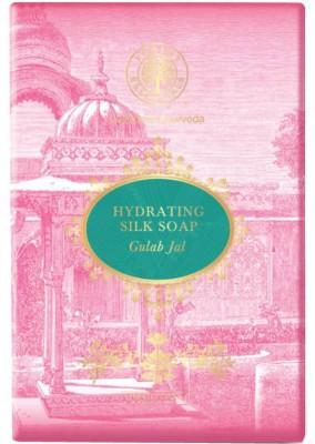 Forest Essentials Hydrating Gulab Jal Silk Soap, 100 GM