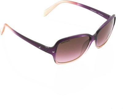 Fastrack Over-sized Sunglasses(Blue)