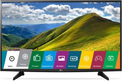 LG 43 inch Full HD LED TV is one of the best LED televisions under 35000