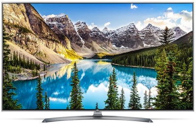 LG 108cm (43 inch) Ultra HD (4K) LED Smart TV(43UJ752T)