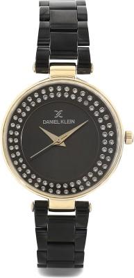 Daniel Klein DK11181-2  Analog Watch For Women