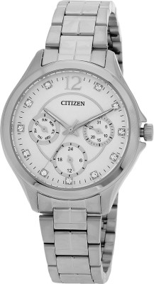 Citizen ED8140-57A  Analog Watch For Unisex
