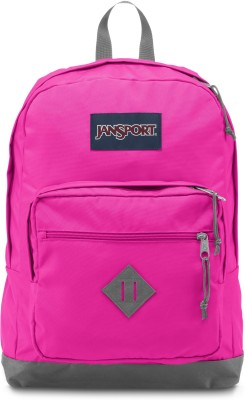 JanSport City Scout Ultra Pink 31 L Backpack(Pink)