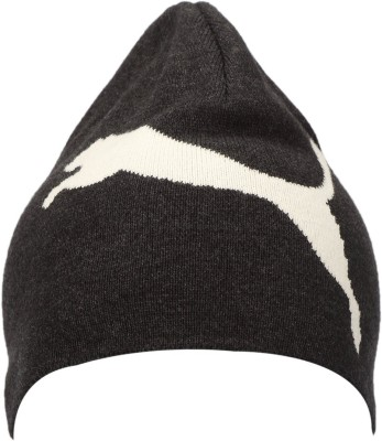 Puma Solid Beanie Cap  available at flipkart for Rs.419