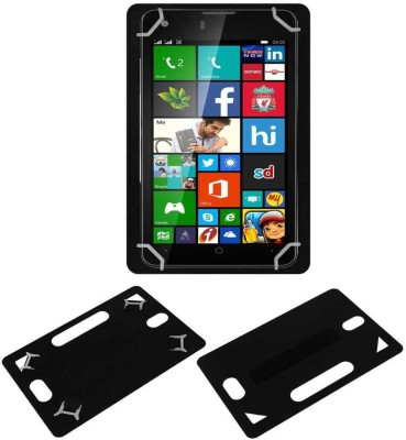 ACM Back Cover for Xolo Win Tab(Black, Grip Case, Artificial Leather)