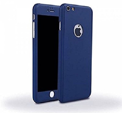 Zootkart Front & Back Case for Apple iPhone 5s(Blue, Shock Proof, Plastic)