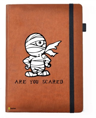 Hamee A5 Note Book(A6 Notebook Halloween Edition, Multicolor)