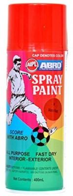 Abro Spray Paint(Set of 1, Mars Red)