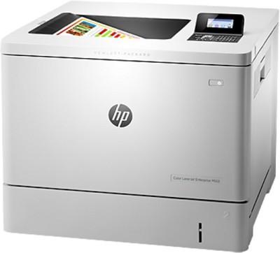 HP Color LaserJet Enterprise M552dn Single Function Monochrome Printer White, Toner Cartridge
