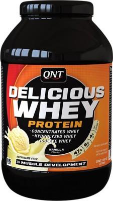 QNT Delicious Whey Protein(1 kg, Vanilla/Cream)
