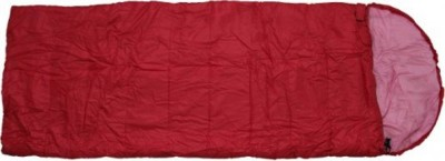 ZVR The North Face Maroon BAG Sleeping Bag(Maroon)  available at flipkart for Rs.1299