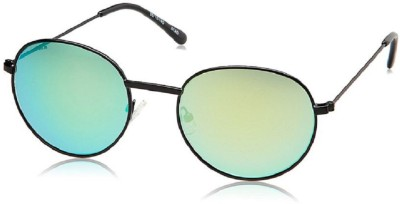 Fastrack Oval Sunglasses(Green)
