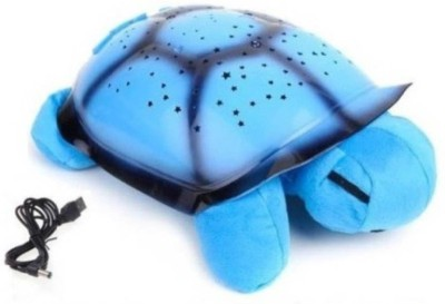 VibeX ™ Baby Twilight Turtle Interactive Constellation Sleep Baby Night Light(Multicolor)  available at flipkart for Rs.899