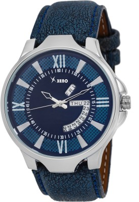 Xeno ZDDD23 Blue Style Band Watch Design Unique Fashionable Swiss Design Boys & Gents Watch  - For Men