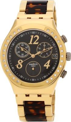 Swatch YCG405G Irony Analog Watch For Unisex