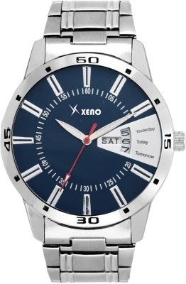 Xeno ZDDD22 Blue Style Band Watch Design Unique Fashionable Swiss Design Boys & Gents Watch  - For Men