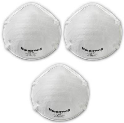 Honeywell Pollution N95 mask Swine flu mask NIOSH certified 3 Pcs H801 Mask and Respirator