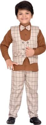 6099f1102 69% OFF AJ Dezines Boys Festive   Party Shirt